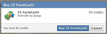 comprar creditos facebook para juegos
