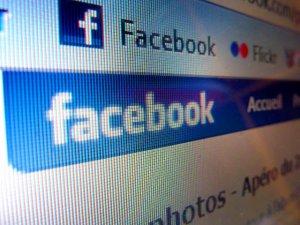 Página web de Facebook