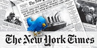 Twitter y New York Times