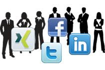 Las redes sociales se han convertido en una herramienta importante para búsque de empleo