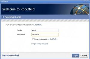 RockMelt y Facebook se asocian y crean una nueva versión del navegador