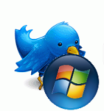 Twitter y Windows