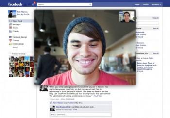 Facebook videollamada