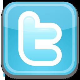 log twitter