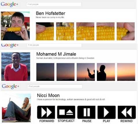 Trucos para personalizar tu perfil de Google+