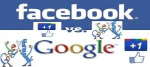 facebok vs google plus