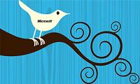 Microsoft y Twitter