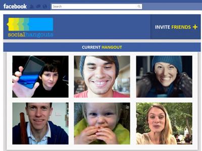Facebook hangout