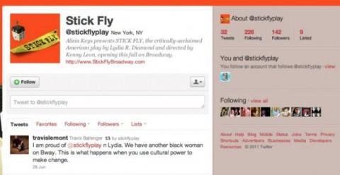 Twitter prueba mensajes de muro como en Facebook