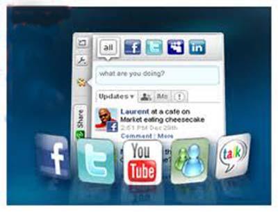 Herramientas para administrar perfiles sociales
