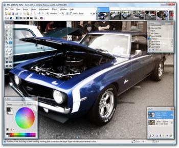 editar fotos e imagenes con paint