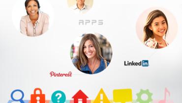 aplicaciones ganar clientes socialmedia