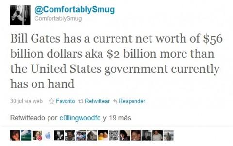 Tweet Bill Gates