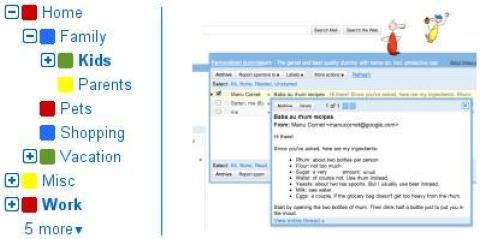 Nueva vista previa en Gmail: revisar tus correos mientras respondes