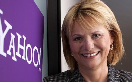 Ex ceo Yahoo Carol Bartz