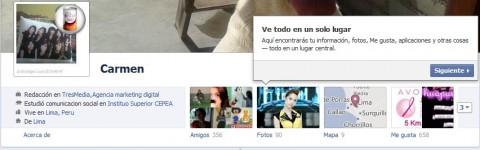 facebook perfil