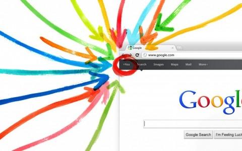 Google plus abierto