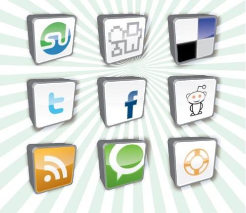 20 servicios de marcadores sociales