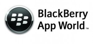 Logo del Blackberry App World