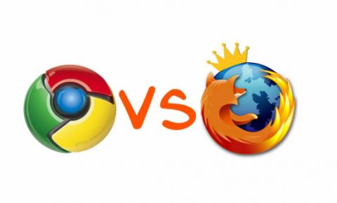 Google Chrome Firefox