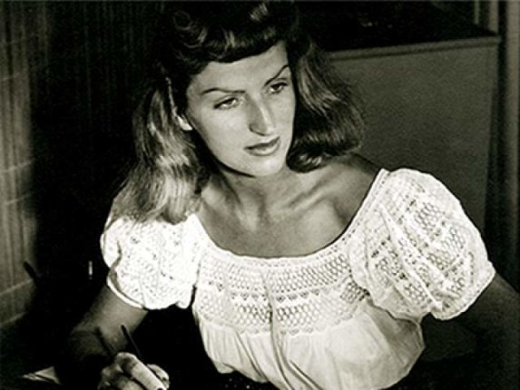 Foto de Mary cuando eran joven