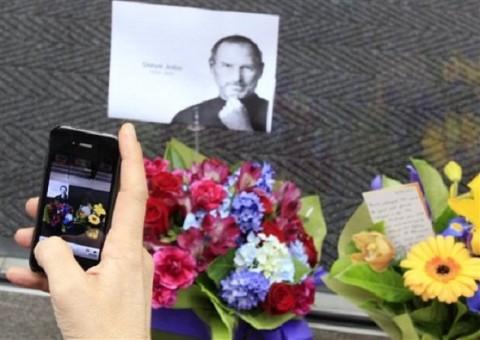 Steve Jobs homenajes