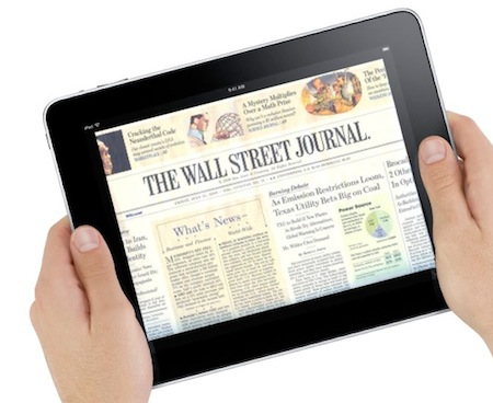 Estudio revela que usuarios de tablets son ricos, educados y leen más noticias