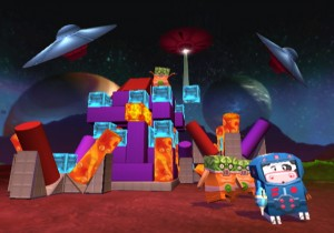 Boom Boom Blosh the Party para Wii