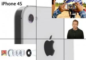 Camara de iPhone 4S