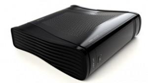 Una parte de la maqueta de la consola Xbox 720