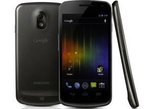 Samsung Galaxy Nexus de Android