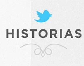 historias de twitter