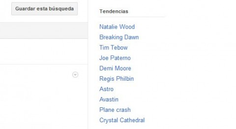 Google Plus Tendencias