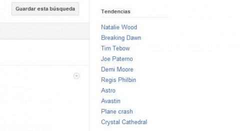 Google Plus Tendencias