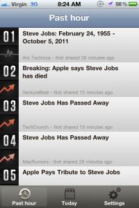Currently Tech News en tu móvil