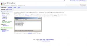 Instalación PDFBinder
