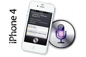 Siri iPhone 4
