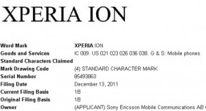 Xperia Ion de Sony Ericsson