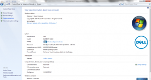 Pasos para hacer copia de seguridad Windows 7