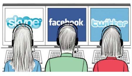 callcenter-social