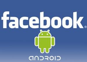 Facebook y Android Market