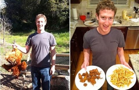 Fotos privadas de Mark Zuckerberg fueron expuestas por falla en Facebook