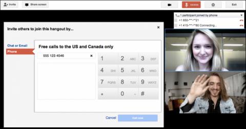 Hangout hace que Google+ llamen a móviles gratis