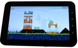 Angry Birds Samsung Galaxy Tab 10.1