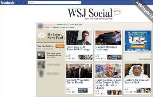 Cómo instalar aplicaciones a tu Biografía (Timeline) de Facebook