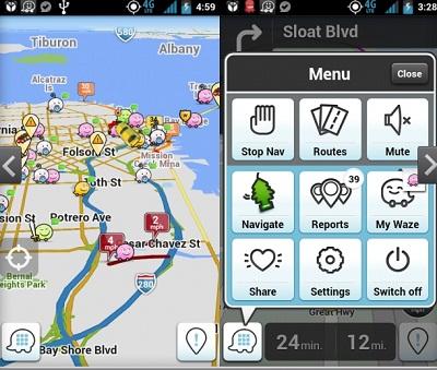 Waze 3.0 para Android