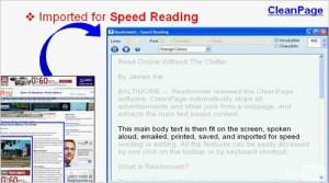 ReadOnWeb de Internet Explorer