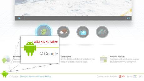 android juego de pascuas