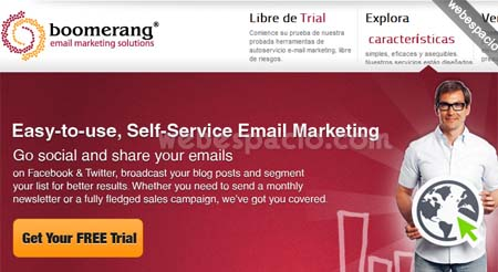 Boomerang email marketing