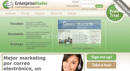 Enterprise Mailer